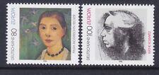 Germany 1926-27 Mnh 1996 Famous Women Set Very Fine