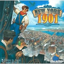 New York 1901 board game (New)