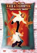 Arie & Silvester - Grote Spektakel Show  new sealed dvd