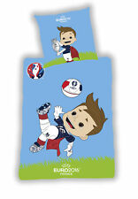 Bed Cover UEFA Football EC Europe Maestro Mascots 135 x 200 cm NEW