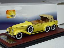 (KI-12-21) GLM Hispano Suiza H6A 6-Achser gelb 1:43 in OVP