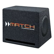 "Match PP7E-D Enclosed Twin 6.5"" Subwoofers for Plug and Play Systems 4 x 2 Ohm"