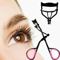 Lady Women Lash Nature Style Cute Curl Eyelash Curlers Black Beauty Tool