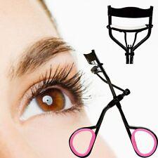 Lady Women Lash Nature Style Cute Curl Eyelash Curlers Black Beauty Tool