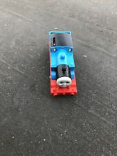 1992 TOMY Thomas & Friends Trackmaster Motorized Train #1 Blue Engine Used