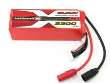 ManiaX 22.2V 3300mAh 70C Lipo Battery Pack : MX3300-6S-70