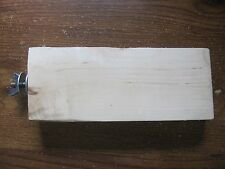 Wood Small Animal Leaping Perch / Ledge Chinchilla, Rat, Ferret, Prairie Dog