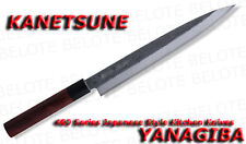 Kanetsune 11 Layer Damascus 240mm YANAGIBA Knife KC-402