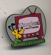 DISNEY COUNTDOWN TO THE MILLENNIUM DISNEYLAND FIRST AIRING PLUTO TV PIN RETIRED