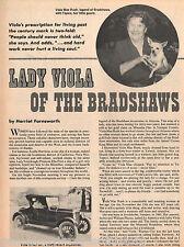 Lady Miner Viola Mae Rush Of The Bradshaws