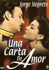 UNA CARTA DE AMOR (1943) JORGE NEGRETE NEW DVD
