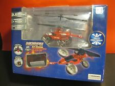 *NEW+ SEALED!* Morph 3.5 CHANNEL REMOTE CONTROL HELICOPTER ~ awesome!