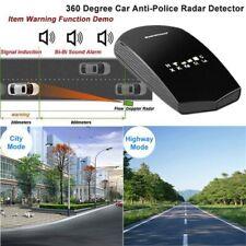 V3 Radar Detector 16 Bands LED Display 360 Degrees Anti Radar Detector Laser Car