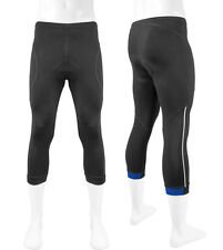 Aero Tech Men's Bike Victor Supplex Fleece Padded Cycling Biking Knickers