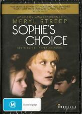SOPHIE'S CHOICE - MERYL STREEP - REGION 4 NEW & SEALED DVD- FREE LOCAL POST
