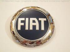 FREGIO ANTERIORE FIAT PUNTO 99-07 ORIGINALE 95mm stemma FRONT BADGE escudo