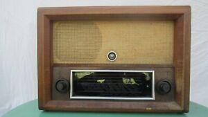 Vintage - Tube Radio  AT - SUPER 660 WK 3 - 100% In working order
