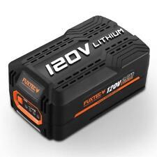 FUXTEC 120V 2Ah Akku Batterie EA20 Samsung Liforce Batteriezellen