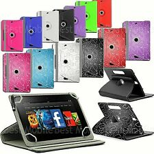 """New Universal 360° Rotatable Cover Case For ACER & LENOVO 10""""/10.1""""inch Tablets"""