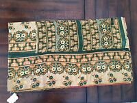 Pottery Barn Authentic Kantha Throw ~ Indian Vintage ~ Each One is Unique