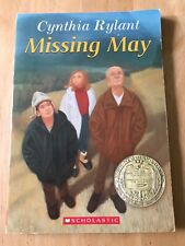 Missing May by Cynthia Rylant (2003, Paperback) Good Book