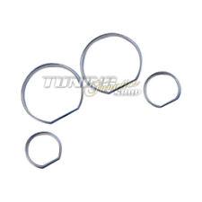 Cromo cromo anillos velocímetro anillos velocímetro cromo anillos set bmw 3er e46 sedán/Touring +m3