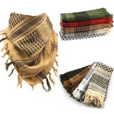 Fashion Lightweight Military Arab Tactical Desert Shemagh KeffIyeh Scarf Wrap