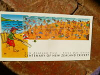 1994 CHRISTMAS NEW ZEALAND FIRST DAY COVER SET OF 10 STAMPS