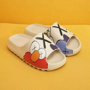 BRAND NEW Yeeezy X Kaws Inspired Slides Shoes Sandals Women Man Replica 42-43