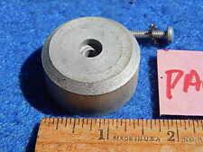 1946 1947 Packard Plamor Manhattan Tone Arm Counter Weight - 5.7 ounces