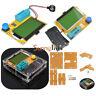 Mega328 LCR-T4 Transistor Tester Diode Triode Capacitance ESR Meter MOS NPN/PNP