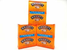 6 x Wright's Traditional Soap With Coal Tar Fragrance Antiseptic Cleansing Bar