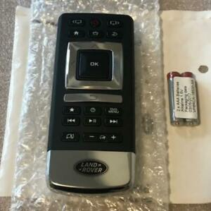 NEW GENUINE LAND ROVER DISCOVERY SPORT + 5 DVD REMOTE FOR ENTERTAINMENT SYSTEMS