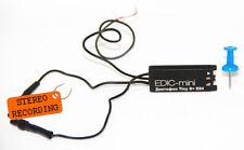 Stereo Recording!!! Spy Black Box Voice Recorder Edic-mini Tiny S+ E84 150Hr 4GB