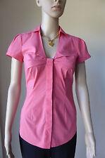 Portmans Pink Blouse Ladies Women's Classy Size 6