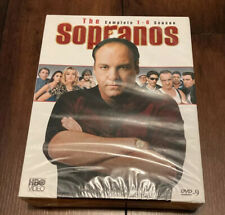 The Sopranos In Chinese Complete Tv Series Seasons 1-6 Dvd-1999 Rare Sealed New