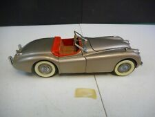 Danbury Mint 1/24 Jaguar XK 120 1949