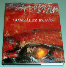 GONZALEZ BRAVO Artworks 1990-2000 Informalist Abstract Expressionism Portugal