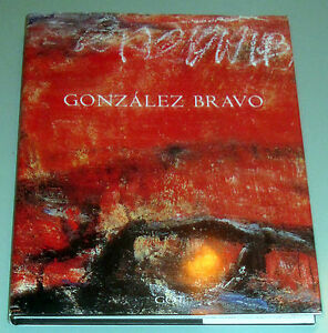 GONZALEZ BRAVO Artworks Informalist Abstract Expressionism Portugal France RARE