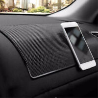 Multi Purpose Non-Slip Silicone Pad Sticky Grip Mat for Car Dash Phone Mount New