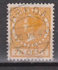 NVPH Netherlands Nederland nr 151 TOP CANCEL BREDA Wilhelmina 1924