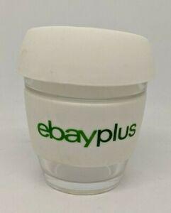 Coffee Cup Reusable Eco Friendly Travel Mug Glass 12oz