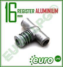 LPG GPL Power Control Valve 16mm x 16mm Register Screw Ventury Gas Propane mixer