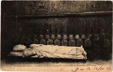 CPA   La Chaise-Dieu -Tombeau du Pape VI ancien abbe du Monastére XIV s (585465)