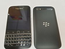 BlackBerry Q20 Classic SQC100-1 16GB 8MP Mobile Smartphone Black locked EE