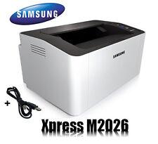 SAMSUNG XPRESS SL-M2026 LASER DRUCKER  20 S./Min. 1200dpi USB 2.0* NEU *