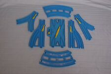 TOMY Double Track & Splitters Bundle x 7 (trackmaster) Thomas and Friends