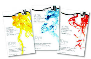 Jacquard iDye for Natural Fabrics - Silk, Cotton, Linen & Rayon