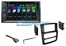 NEW SOUNDSTREAM DOUBLE 2 DIN STEREO RADIO WITH BLUETOOTH & AUX/USB W INSTALL KIT
