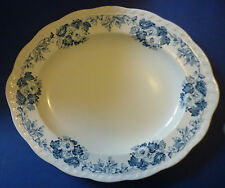Ironstone British Alfred Meakin Pottery Platters